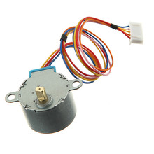 Gear Stepper Motor DC 5V 4 Phase 5-Wire Reduction Step For Arduino Hot Sale(China)