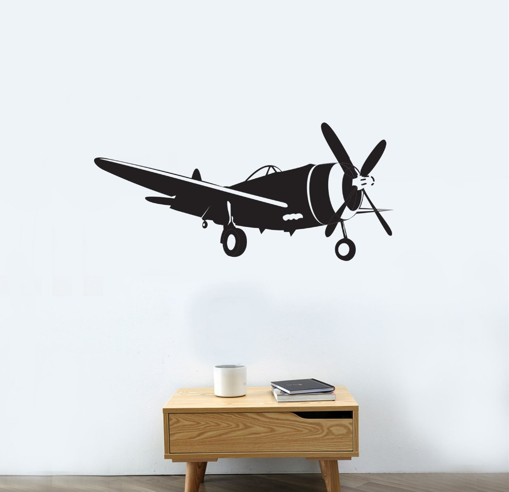 Removable-Airplane-Wall-Decal-plane-Vintage-Sky-Wall-Decal-Modern-Home-Decor-Sticker-Art-Living-Room (1)