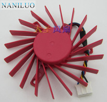 NANILUO PLD06010B12HH Video Card Fan 60mm DC 12V 0.4A Cooling Fan Replacement For ATI Radeon HD3850 HD4850 Graphics Card Fan(China)