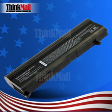 Li-ion 9 Cells 10.8V 7800mAh Notebook Battery for Toshiba Satellite 4400 M40 M115 M110 M50 Tecra A7 A6 A5 A4(China)