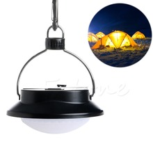 Camping Outdoor Light Lamp 60 LED Portable Tent Umbrella Night Lamp Hiking Lantern 3 Lighting Modes