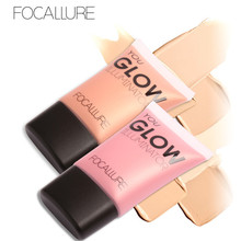 Focallure Cosmetic Makeup Liquid Highlighter Face Brightening Glow Illuminator Natural Moisturize Concealer(China)