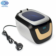 750ml Ultrasonic Jewelry Cleaner Touch Digital Multi Purpose Cleaning Machine 42000Hz With AU Plug AC220-240V 50W