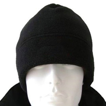Fashion Men Solid Color Soft Warm Winter Beanie Cool Windproof Outdoor Cap Hat(China)