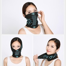 New Bicycle Mask Outdoor Multifunction Magic Scarf Face Protection Warm Windproof Scarf Headgear Cap Face Mask(China)