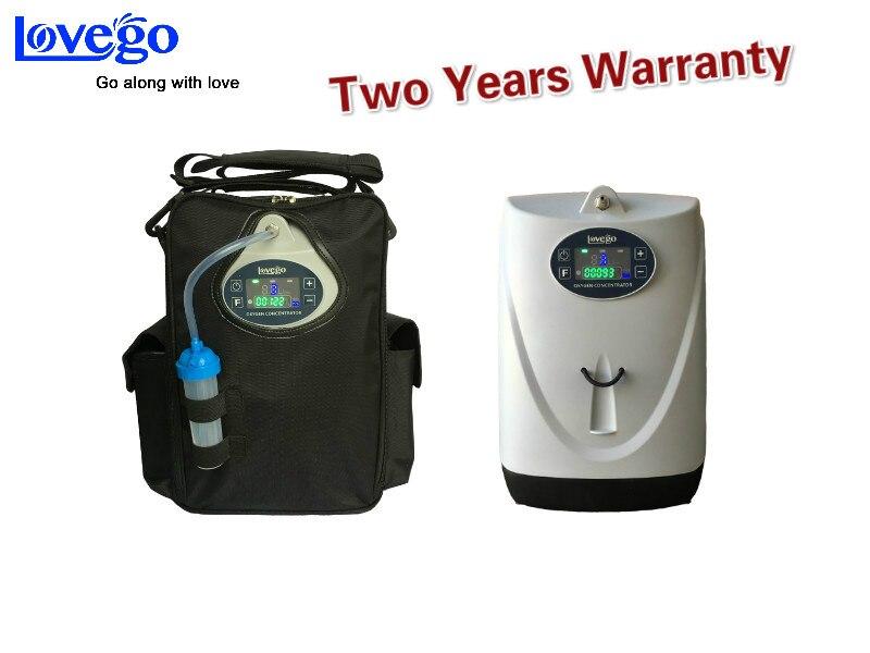 New Portable LG102-warranty