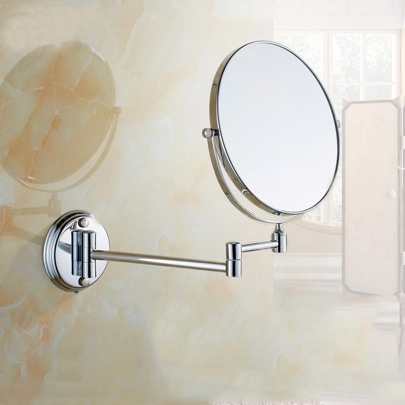 700brass, Bathroom Mirrors, HZJ08, Solid Brass, 8 inch<br>