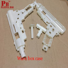 Jinming water supply gun wave box housing toy accessories electric water gun(China)