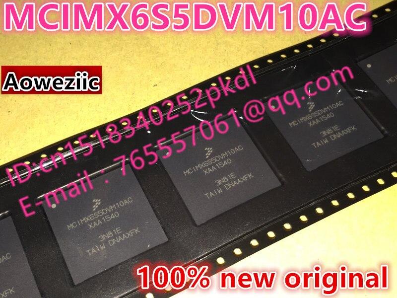 100% new  original  MCIMX6S5DVM10AC   BGA  Application processor chip<br>