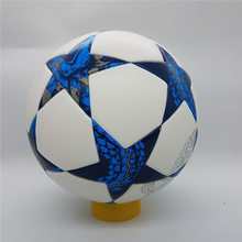 2016-2017 Season Cardiff Champion League size 5 Football ball PU Material Professional competition train durable Soccer Ball