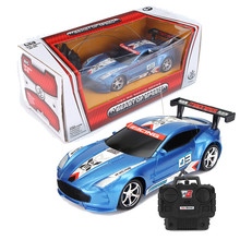 1:24 Drift Speed Wireless 4 Channel Remote Control Racing Car Truck Toy Gift(China)