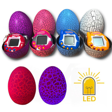 2018 New Tamagotchi Multi-colors Electronic Pets Toys 90S Nostalgic 49 Pets in 1 Virtual Cyber Pet Tamagochi Funny Tumbler