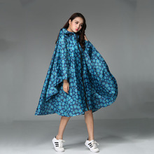 dots cloak raincoat women cute trench coat female waterproof free breathing rain coat ponchos capa de chuva chubasqueros mujer