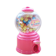 New Mini CuteLovely Baby Candy Storage Box/Candy Money Box Piggy Bank/Candy Machine Gifts For Kids Toy Home Decorations(China)