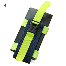 Mobile Phone Arm Bag Wrist Pouch Case Outdoor Running Jogging Sport Armband(China)