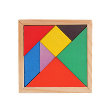 Baby Boys Girls Jigsaw Puzzle Wooden Toy Math Early Childhood Education Kids Toys(China)