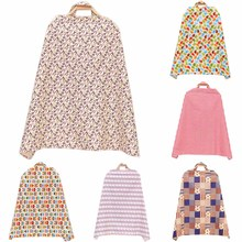 Baby Blanket Nursing Cover Breastfeeding Feeding Shawl Multi-function Nursing Overclothes Cloak Style Overclothes Dust Cover(China)