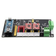New Arrival 3 Axis CNC Controller Stepper Motor Driver Board For DIY Laser Engraving Machine(China)