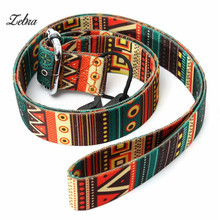 46.5-74cm Adjustable Nylon Colorful Vivid Printing Style Ukulele Strap belt Sling with hook Ukulele guitar Accessories(China)