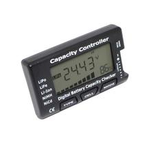 CellMeter-7 Digital Battery Capacity Checker LiPo LiFe Li-ion NiMH Nicd IUNEED TOY Store(China)