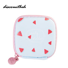 Portable Storage Case Bag Box Headset Accessories Coin Headphones Purses New Desig Earphone Case Bag Coin Purses(China)