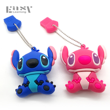 Easy Learning USB 2.0 New Toys Cartoon USB Flash Drives 4GB 8GB 16GB 32GB 64G Pen Drive Pendrives USB Disk Memory Stick