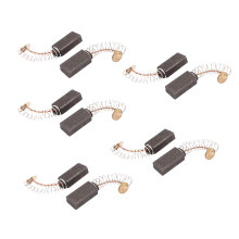 Dmiotech 5 Pairs 36X15x8x5mm Carbon Brushes Power Tool For Electric Hammer Drill Motor