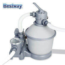Bestway Flowclear Sand Filter 58400 Pump for Above Ground Swimming Pools