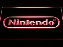 e021 Nintendo Game Room Bar Beer LED Neon Sign with On/Off Switch 7 Colors 4 Sizes to choose sent in 24 hrs