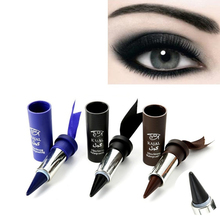 Buy Women Smoky Eyes Eyeliner Solid Thick Black Bold Eyes Liner Gel Pencil Makeup Cosmetic Tools for $1.02 in AliExpress store