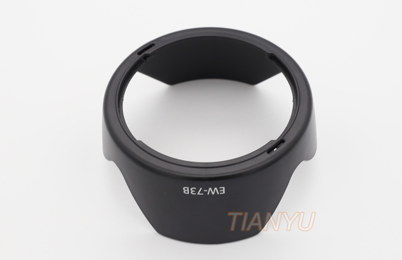 EW73B Lens Hood EW-73B Camera Lens Protector for CANON EF-S 17-85mm f/4-5.6 IS USM EF-S 18-135mm f/3.5-5.6 IS STM Caliber 67mm 3