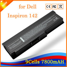 11.1V 7800mah 9cell Brand New Laptop Battery Replacement for DELL Inspiron 142 Vostro 1400(China)
