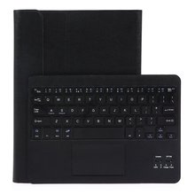 Bluetooth Keyboard Cover German Layout for Android Windows Tablet Samsung Galaxy Tab A/ Lenovo TAB2 A10-30/ Lenovo Miix