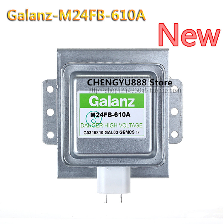 new Original M24FB-610A for Galanz Magnetron Microwave Oven Parts,Microwave Oven Magnetron Microwave oven spare parts<br>