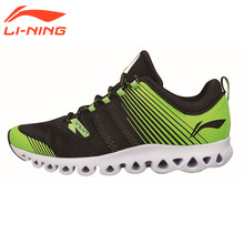 2017 New Arrivals Li-Ning Men's Runnning Shoes Classic Arc Series Sneakers Breathable Cushion Design Men's Sport Shoes