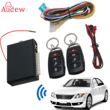Car Keyless Entry System Universal Car Auto Remote Central Kit Door Lock Locking Vehicle With Remote Controllers