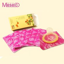 Buy Meselo 10 pcs/lot Ultra Thin Condoms Sweet Smell Natural Latex Smooth Lubricated Condom Contraception Condoms Men Sex Toys