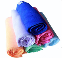 100pcs Square Soft Microfiber Towel Car Cleaning Wash Clean Cloth Microfiber Care Hand Towels House Cleaning(China)