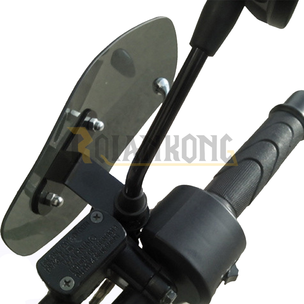 Motorcycle Accessories wind shield handle Brake lever hand guard for BMW F R K 650 700 800 1200 1300 GS R RS Adventure<br>