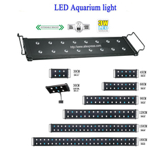 "48W ODYSSEA GREEN ELEMENT EVO 24"" Aquarium LED Lighting Marine Coral Reef Freshwater Plants LED Grow Light Fixture"