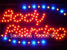 led064-r Body Piercing Shop LED Neon Sign WhiteBoard Wholesale Dropshipping(China)