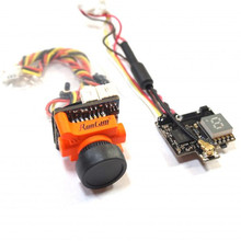 RunCam Micro Swift 600TVL CCD Camera & Eachine ATX03 Mini 5.8G 72CH AV VTX Transmitter FPV Combo for RC Drone FPV Quadcopter DIY(China)