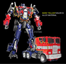 Transformation OP G1 Commander Alloy Movie MPP10 MP01 Film Oversize EVA MasterPiece Diecast Action Figure Robot Collection Toy