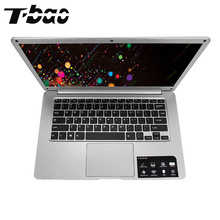 14.1 inch T-bao Tbook Pro Laptops Notebook 4GB+64GB 1080P Screen Bluetooth 4.0 Intel Cherry Trail Atom X5-Z8350 Laptops Notebook