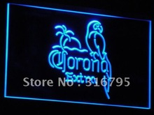 a108 Corona Beer OPEN Bar Pub Club LED Neon Sign with On/Off Switch 7 Colors 4 Sizes to choose(China)