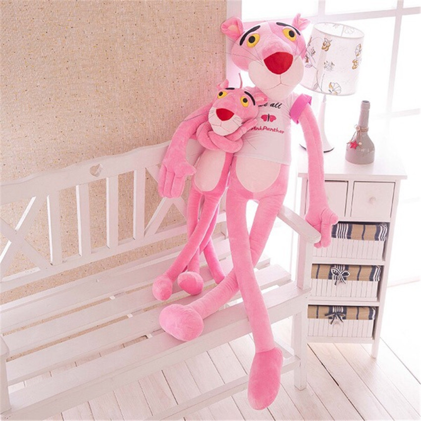 55cm-New-Pink-Panther-Plush-Toys-Stuffed-Doll-Soft-Toy-Pink-Leopard-Kawaii-Gift-for-Kids (7)