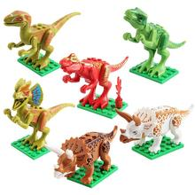 Educational Simulated Dinosaur Model Kids Children Toy Dinosaur Gift  IUNEED TOY Store