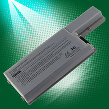 50PCS Brand New Battery For Dell Latitude D531 D531N D820 D830 Precision M65 M4300 11.1V/7800 9cell(China)