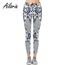 Buy Ailoria 2017 Camouflage Patchwork Leggings Fashion Fitness Leggins Women Workout Trousers High Waist Leggings Fit Body Pants for $12.06 in AliExpress store