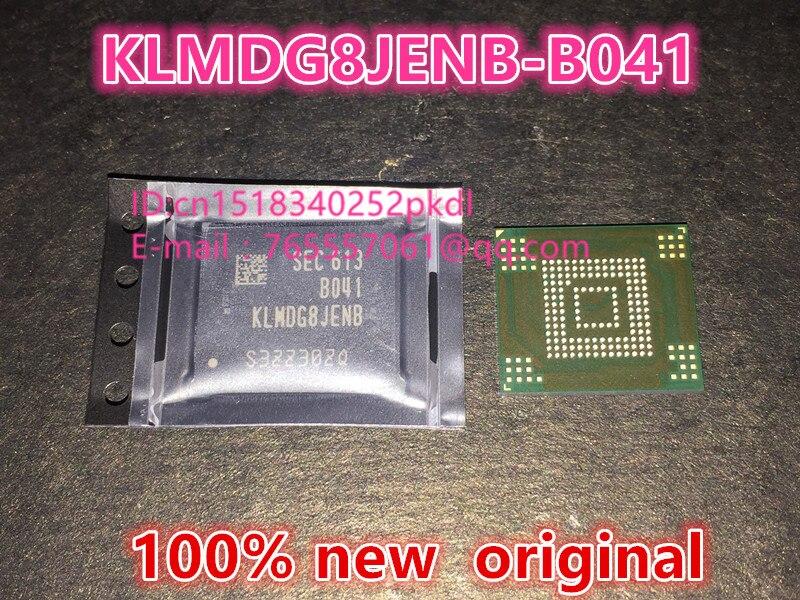 (1PCS) (2PCS) (5PCS) (10PCS)   100%  new original  KLMDG8JENB-B041  BGA KLMDG8JENB B041  128GB memory chip